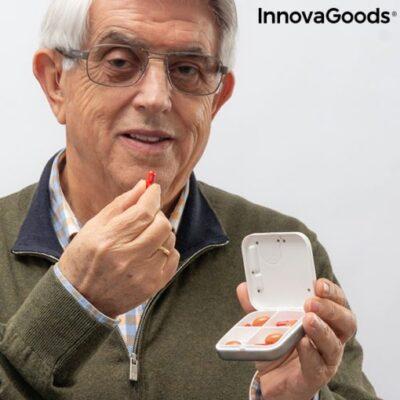Elektroniczny pojemnik na tabletki