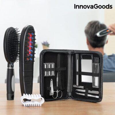 Elektryczna szczotka do włosów przeciw wypadaniu