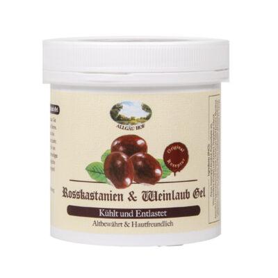 Żel kasztanowiec i krwawnika 250 ml