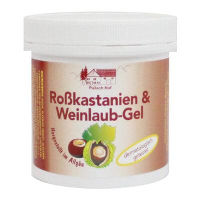 Żel z kasztanowca i winogrono 250 ml